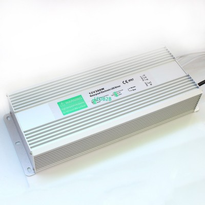 Free Fedex 300W  LED driver dc 12