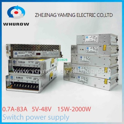 Switch power supply driver for LE