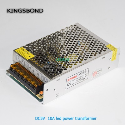 LED Driver 5V 10A 50W Switching P