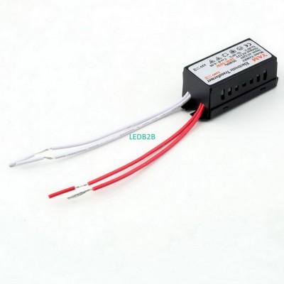 1Pcs AC 220V to 12V LED Driver sh
