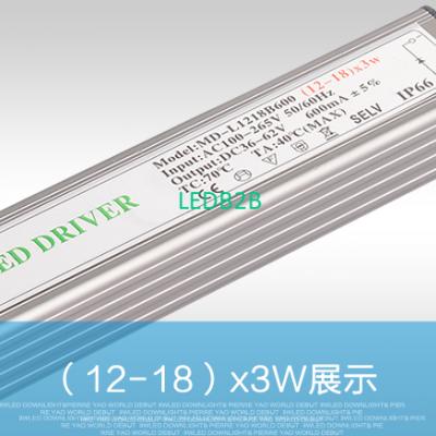(12 - 18 ) X 3W  IP66 Waterproof