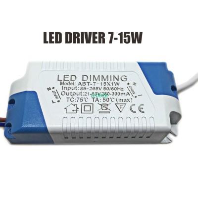 50pcs/lot LED Driver 7-24W Transf