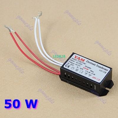 220V 50W Halogen Light LED Driver