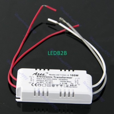 Halogen Light LED Driver Power Su