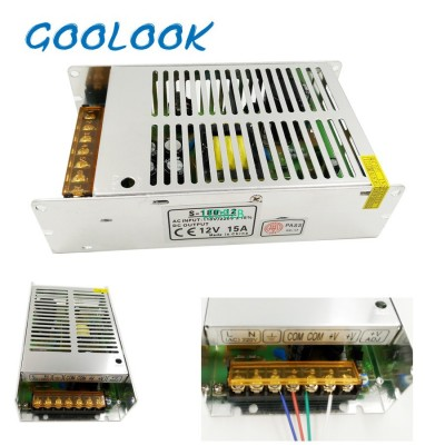 1Pcs 5A 10A 15A lighting Transfor