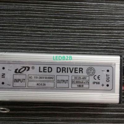 High quality led driver DC 20-48