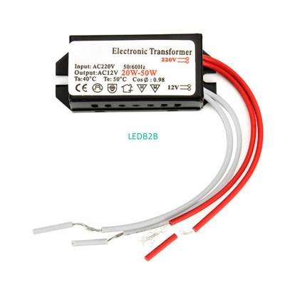 AC220V To 12V Electronic Transfor