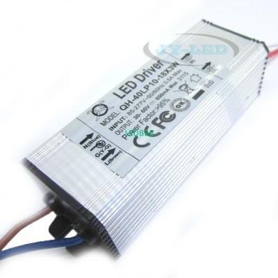 2pcs 40W LED Driver 650mA DC30-60