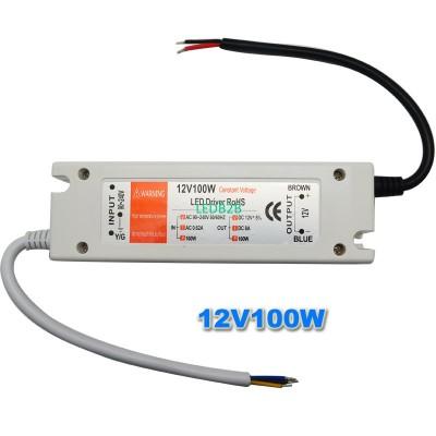 1pcs 12V 6.3A 72W Power Supply AC