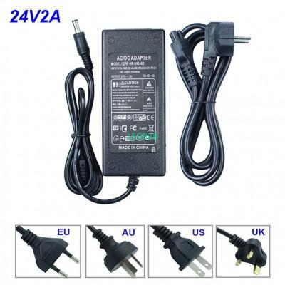 SXZM DC24V2A  EU/UK/AU/US plug Po