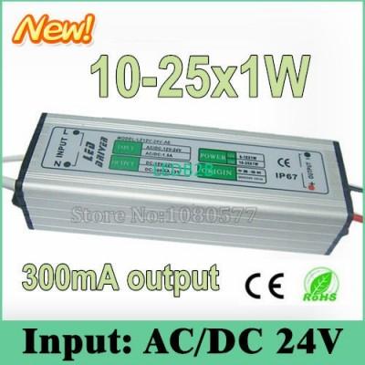 10pcs AC/DC24V 10w 12w 15w 18w 25