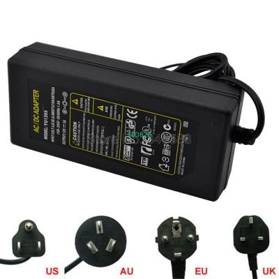DC12V Power Adapter AC100V 240V L