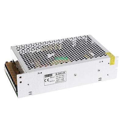 AC 100-260V To DC 24V 10A Switch