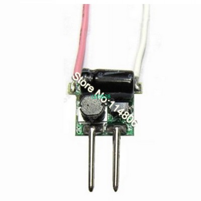 1pcs input DC 12V 1x3W High Power