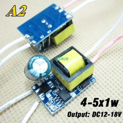 30pcs 4-5x1W 300ma LED driver, 4W