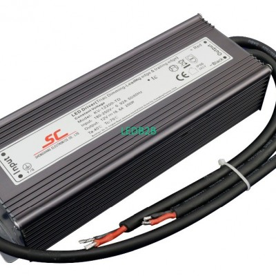 KVP-24200-TD;24V/200W triac dimma