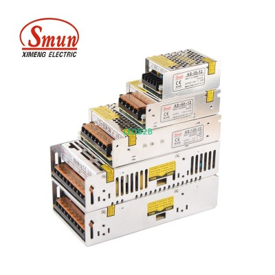 SMUN Small Size Series 12V 1A/2A/