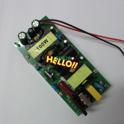 100W LED Power Supply Driver For