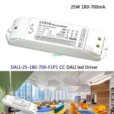 LTECH 25W 180-700mA CC DALI Drive