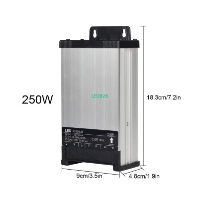 AC220V Rainproof LED Power Supply