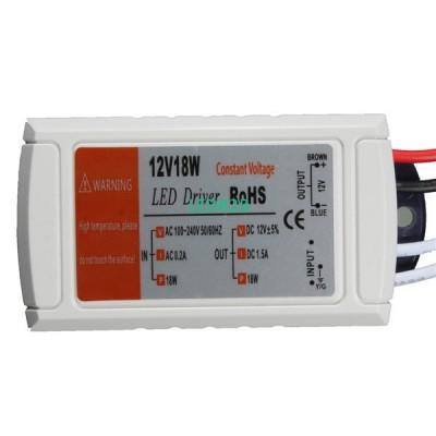 12V 1.5A 18W 100-240v Lighting fo