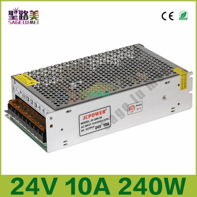 AC100-220V to output DC24V 10A 24