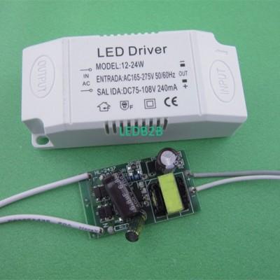 External LED Driver lighting tran