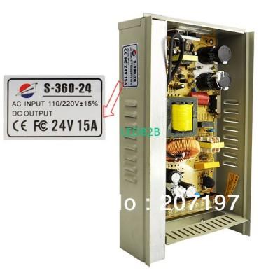 corlorful led wholesale 24V 15A 3