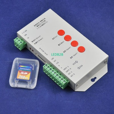 New  T1000S RGB LED Controller Co