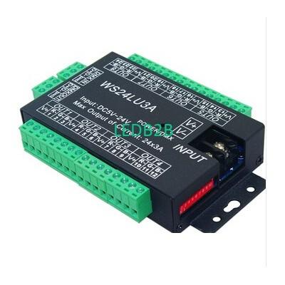 24 CH Easy dmx512 dimmer Controll