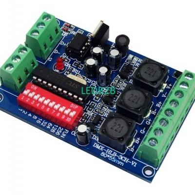 DMX 3CH RGB Controller Constant C