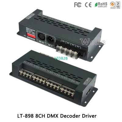 New led Controller LT-898 DMX Dec