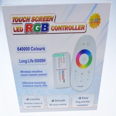 DC12-24A 18A RGB led controller 2