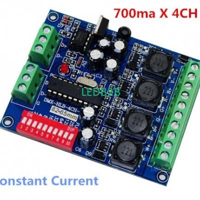 DMX 4CH RGBW led Controller Const