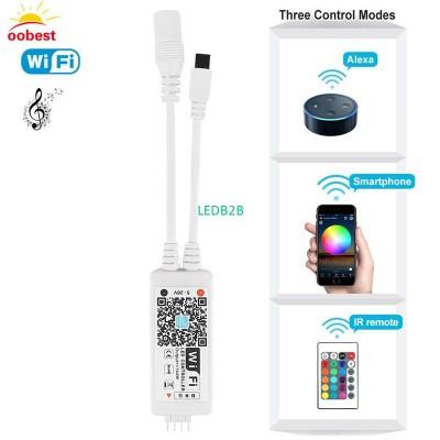 OOBEST Mini Bluetooth / WiFi LED