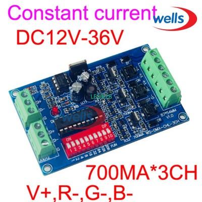 Wholesale DMX 3CH RGB  Controller
