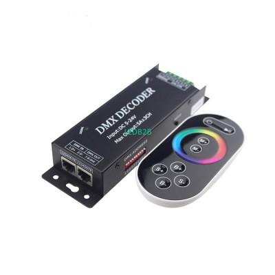 DC5-24V strip DMX decoder led con