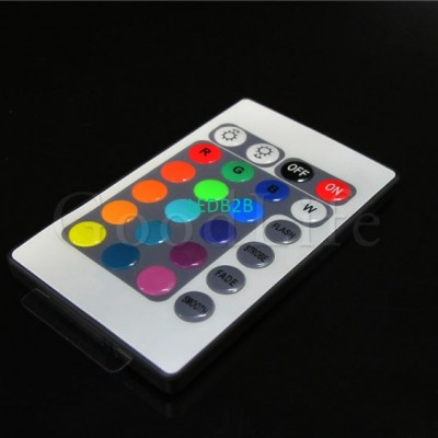 RGB LED controller 24 key MINI IR