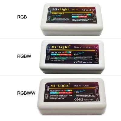 1Pcs RGB/RGBW/RGBWW LED Controlle