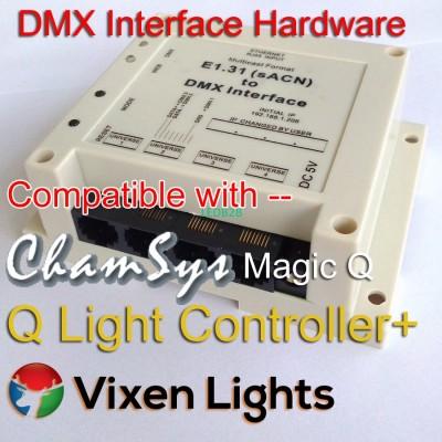 e1.31 (sACN) to DMX Interface Con