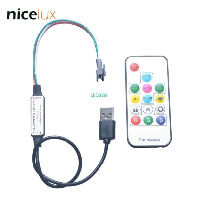USB Connect Cable for 3 Pin WS281