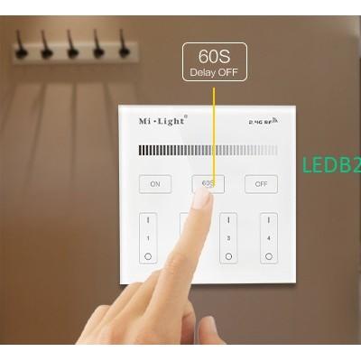 Mi.light 2.4G T1 4-Zone Brightnes