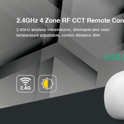 FUT007 Milight 2.4G RF 4-Zone Rem