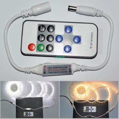 50Ps Mini RF Wireless Led Remote