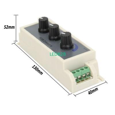 RGB Dimmer Stepless Adjustable Sw