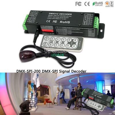 LTECH DMX Signal to SPI Signal LE