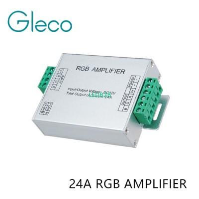 DC12V-24V Led RGB Strip Amplifier