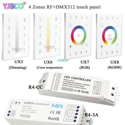 2.4G DC5V UX1/UX5 Dimming, UX2/UX