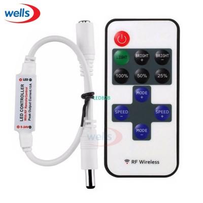 Hot sell 1Pcs Mini RF Wireless Le