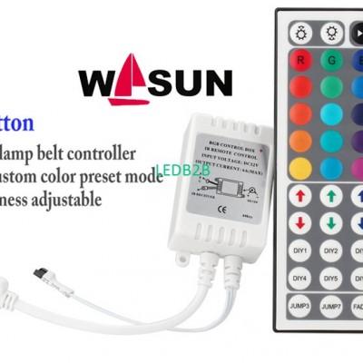 Controle RGB led  controller remo